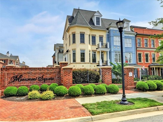 Condo/Townhouse, Custom, Rowhouse/Townhouse - Richmond, VA
