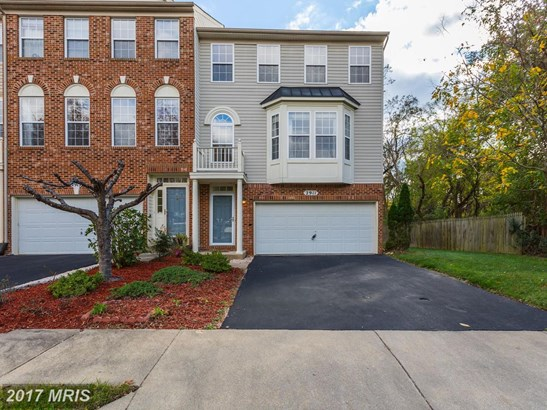 Townhouse, Contemporary - SILVER SPRING, MD (photo 1)