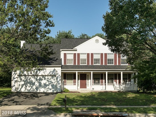 Colonial, Detached - BOWIE, MD