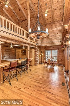 Detached, Log Home - MYERSVILLE, MD (photo 5)