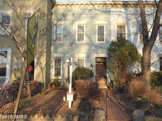 Federal, Attach/Row Hse - WASHINGTON, DC (photo 1)