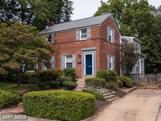 Colonial, Detached - ARLINGTON, VA (photo 1)