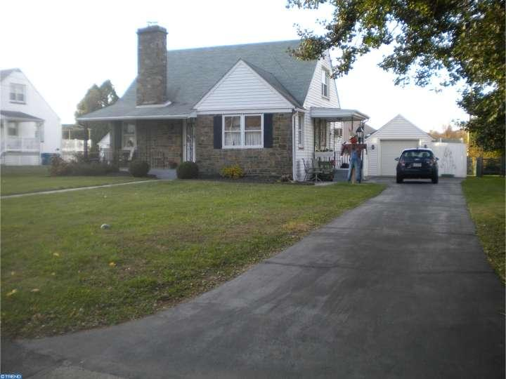 Cape Cod, Detached - EAGLEVILLE, PA (photo 1)