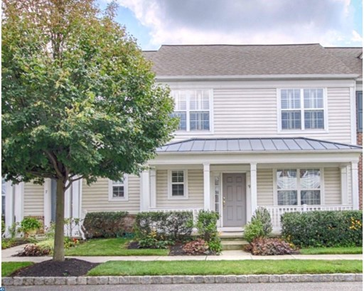 Row/Townhouse, Contemporary - VORHEES TWP, NJ (photo 1)