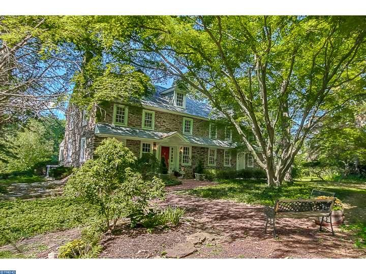 Colonial, Detached - CHALFONT, PA (photo 1)