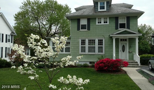 Colonial, Detached - LINTHICUM, MD (photo 1)