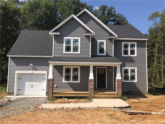 2-Story, Craftsman, Single Family - North Chesterfield, VA