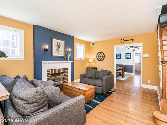 Semi-Detached, Traditional - BALTIMORE, MD (photo 5)