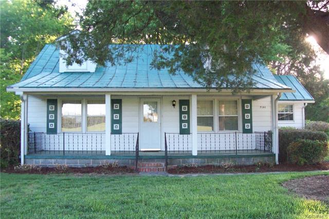 House, Cape - Manquin, VA