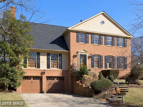 Colonial, Detached - NORTH BETHESDA, MD (photo 1)