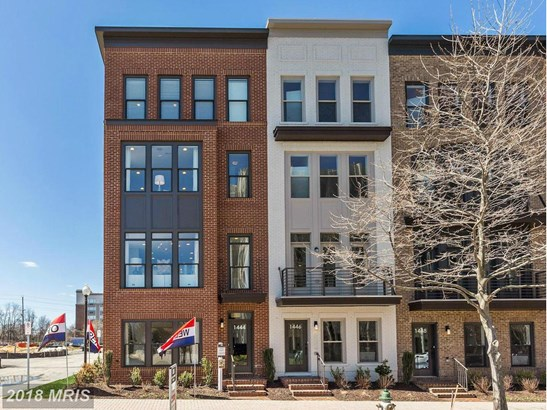 Townhouse, Contemporary - ROCKVILLE, MD (photo 1)
