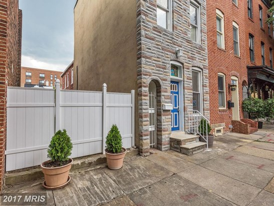 Semi-Detached, Colonial - BALTIMORE, MD (photo 2)