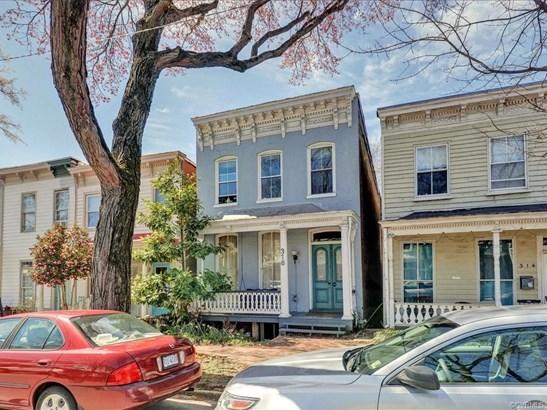 2-Story, Rowhouse/Townhouse, Single Family - Richmond, VA