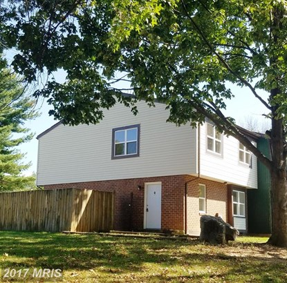 Townhouse, Colonial - WALKERSVILLE, MD (photo 1)