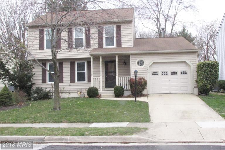 Colonial, Detached - JESSUP, MD (photo 1)