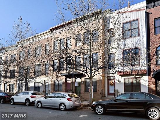 Townhouse, Contemporary - HYATTSVILLE, MD (photo 2)