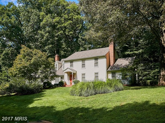 Colonial, Detached - FAIRFAX STATION, VA (photo 1)