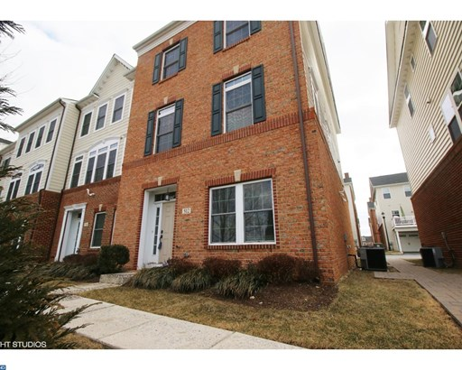 Row/Townhouse, Colonial - WEST CHESTER, PA (photo 1)