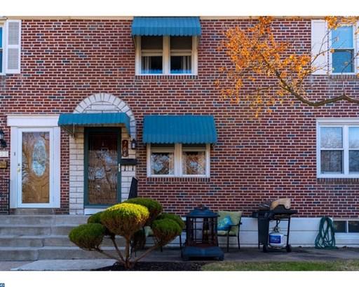 Row/Townhouse, EndUnit/Row - GLENOLDEN, PA (photo 1)