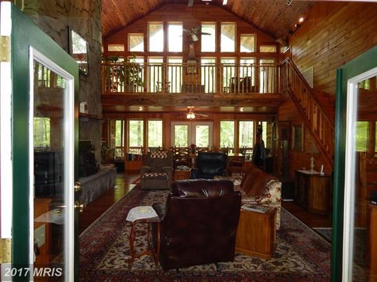 Detached, Log Home - BUMPASS, VA (photo 2)