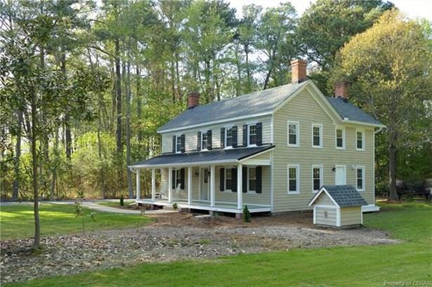 Farm House, Single Family - Mathews, VA (photo 1)