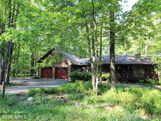Detached, Log Home - TERRA ALTA, WV (photo 1)