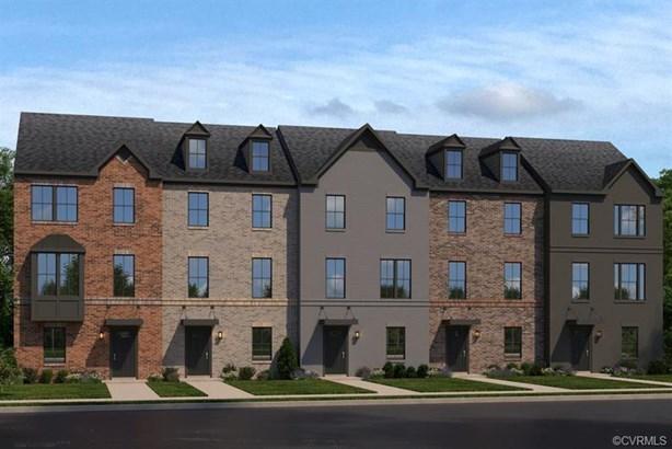Contemporary/Modern, Row House, Tri-Level, Single Family - Richmond, VA