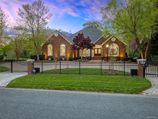 Single Family, Custom, Ranch, Transitional - Richmond, VA