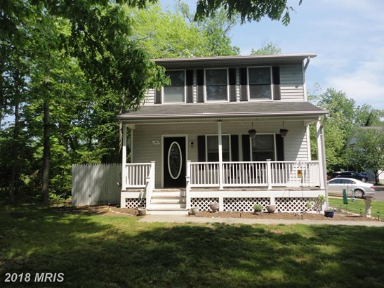 Traditional, Detached - SHADY SIDE, MD (photo 1)