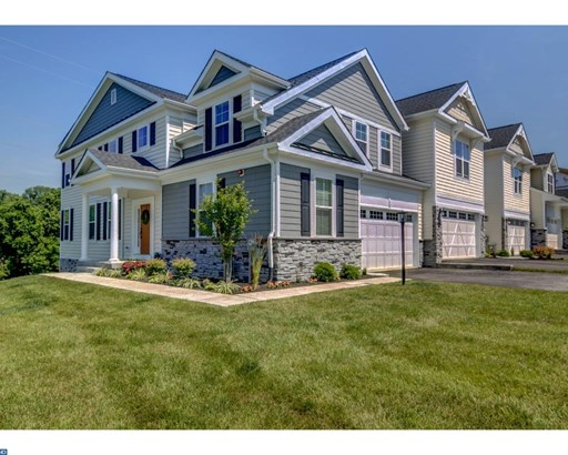 Row/Townhouse, Carriage House,Colonial - GLEN MILLS, PA (photo 2)