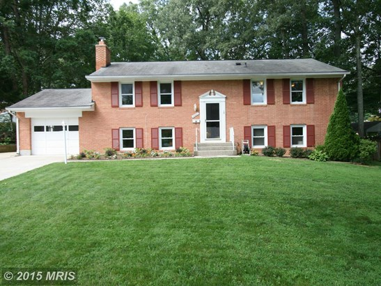 Split Foyer, Detached - ANNANDALE, VA (photo 1)