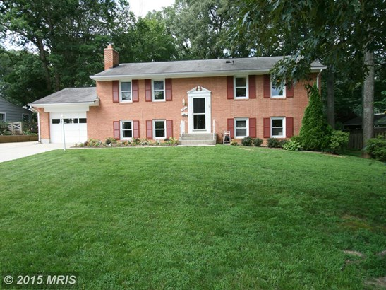 Split Foyer, Detached - ANNANDALE, VA (photo 2)
