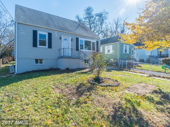 Cape Cod, Detached - CAPITOL HEIGHTS, MD (photo 2)