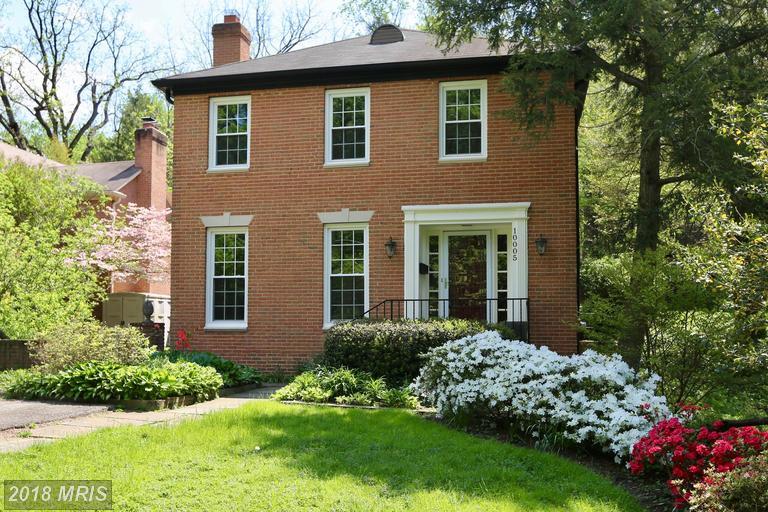 Colonial, Detached - KENSINGTON, MD (photo 1)