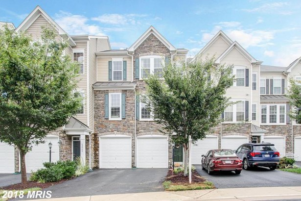 Townhouse, Contemporary - ASHBURN, VA