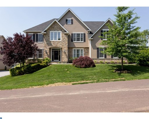 Traditional, Detached - THORNTON, PA (photo 1)