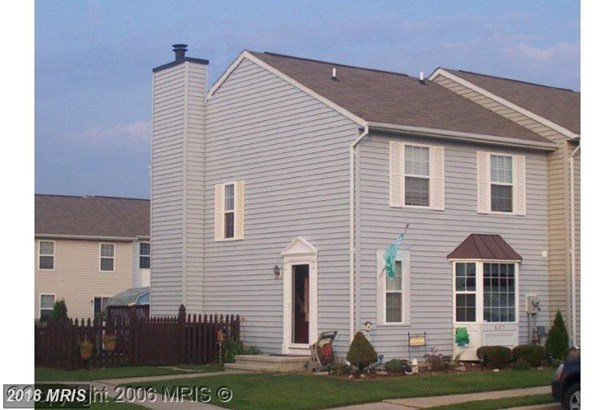Townhouse, Colonial - HAMPSTEAD, MD (photo 1)