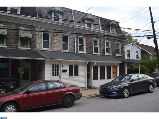 Row/Townhouse, Traditional - CONSHOHOCKEN, PA (photo 1)
