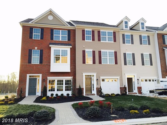 Townhouse, Traditional - MIDDLE RIVER, MD