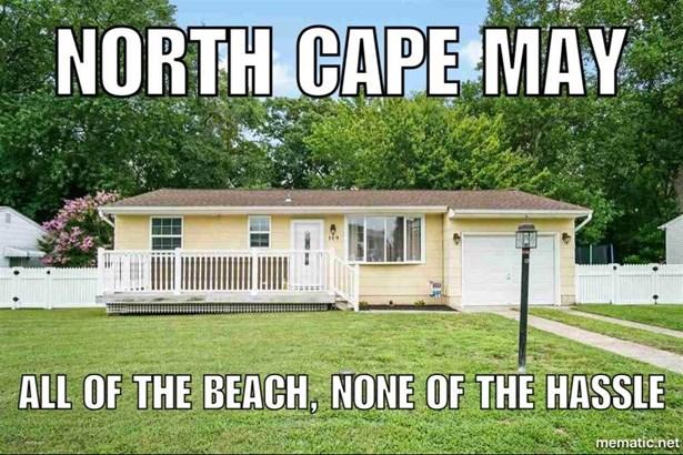 Ranch, Contemporary, Single Family - North Cape May, NJ (photo 1)