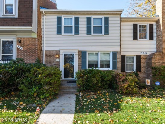 Townhouse, Colonial - OLNEY, MD (photo 1)