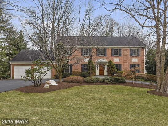 Colonial, Detached - NORTH BETHESDA, MD (photo 2)