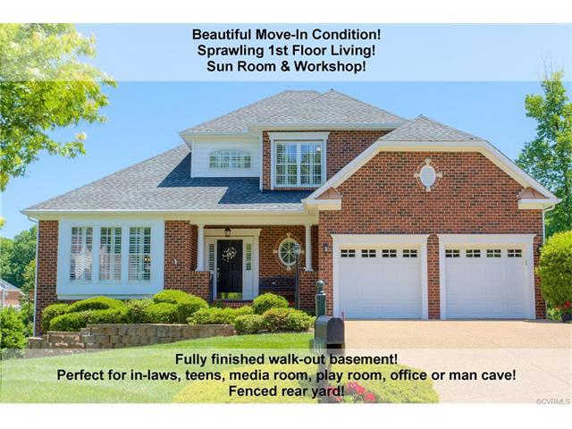 2-Story, Transitional, Single Family - Manakin Sabot, VA (photo 1)
