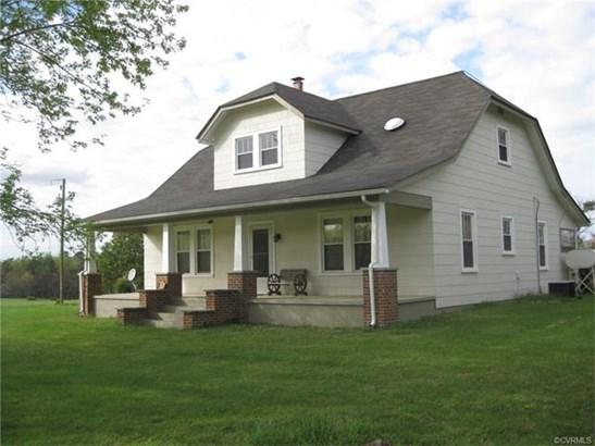 Farm House, Single Family - Blackstone, VA (photo 1)