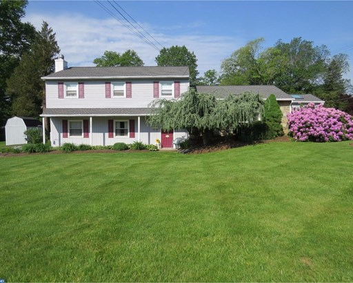 Colonial, Detached - LANGHORNE, PA (photo 1)