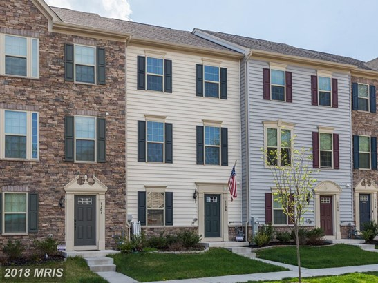 Transitional, Townhouse - BALTIMORE, MD (photo 1)