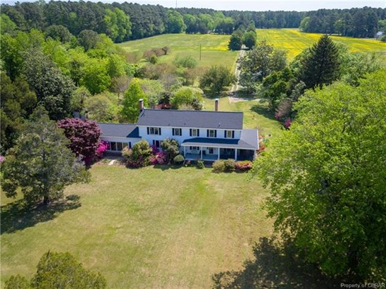 Colonial, Gentleman Farm, Transitional, Single Family - Mathews, VA (photo 3)