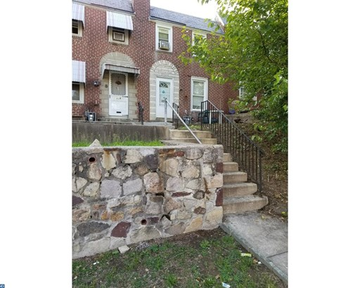 Row/Townhouse, Colonial - SHARON HILL, PA (photo 1)