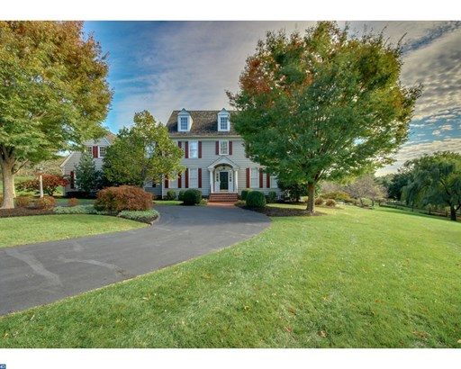 Colonial, Detached - NEWTOWN, PA (photo 1)