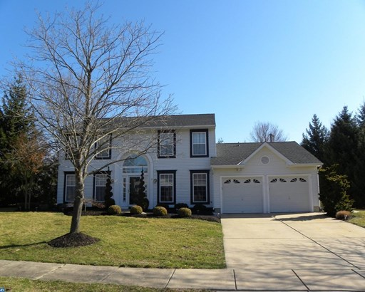 Colonial, Detached - HAINESPORT, NJ (photo 1)